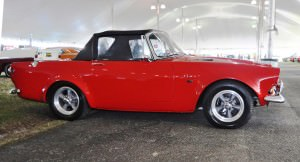 1966 Sunbeam Tiger V8 11