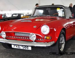 Mecum Florida 2015 – 1966 Sunbeam Tiger 4.7L V8 Signed by Carroll Shelby