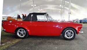 1966 Sunbeam Tiger V8 12