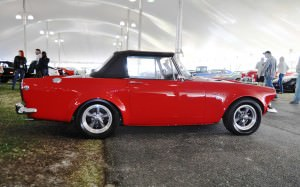 1966 Sunbeam Tiger V8 14