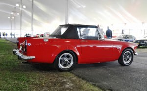 1966 Sunbeam Tiger V8 16