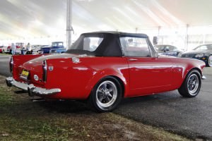 1966 Sunbeam Tiger V8 17