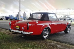 1966 Sunbeam Tiger V8 18