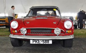 1966 Sunbeam Tiger V8 2