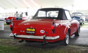 1966 Sunbeam Tiger V8 20