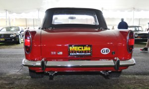 1966 Sunbeam Tiger V8 23