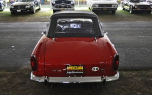 1966 Sunbeam Tiger V8 25