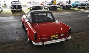 1966 Sunbeam Tiger V8 27