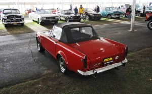 1966 Sunbeam Tiger V8 28