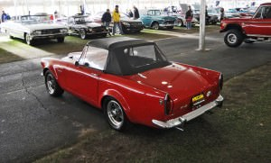 1966 Sunbeam Tiger V8 29