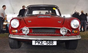 1966 Sunbeam Tiger V8 3