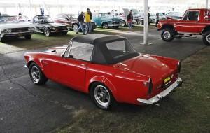 1966 Sunbeam Tiger V8 30