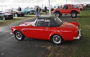 1966 Sunbeam Tiger V8 32