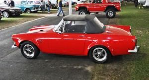 1966 Sunbeam Tiger V8 33