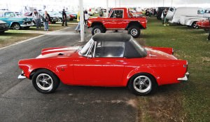 1966 Sunbeam Tiger V8 34