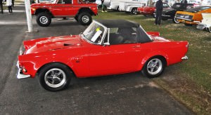 1966 Sunbeam Tiger V8 37
