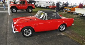 1966 Sunbeam Tiger V8 38