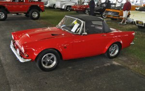 1966 Sunbeam Tiger V8 39
