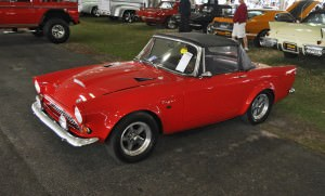 1966 Sunbeam Tiger V8 40