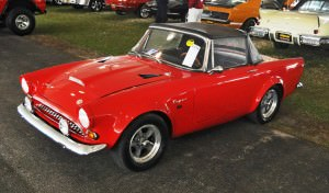 1966 Sunbeam Tiger V8 41