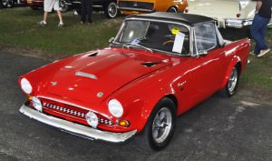 1966 Sunbeam Tiger V8 43