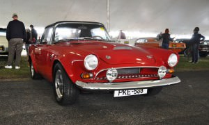 1966 Sunbeam Tiger V8 6