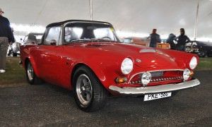 1966 Sunbeam Tiger V8 7