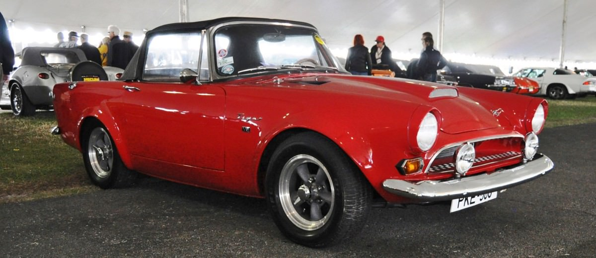1966 Sunbeam Tiger V8 8