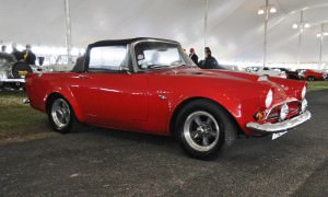 1966 Sunbeam Tiger V8 9