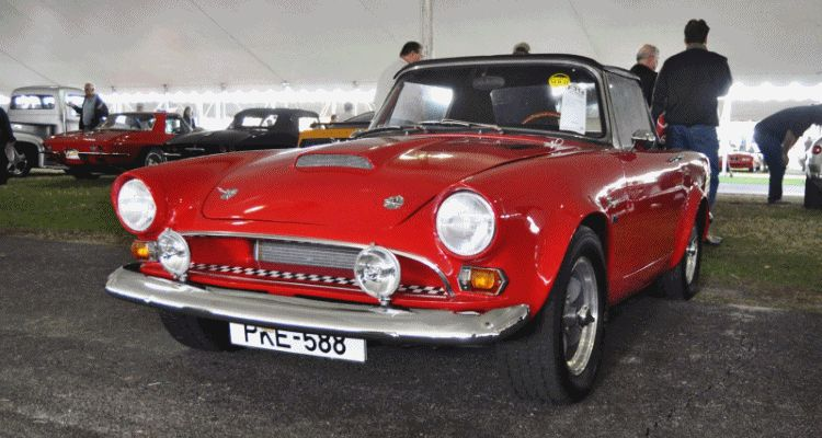 1966 Sunbeam Tiger V8