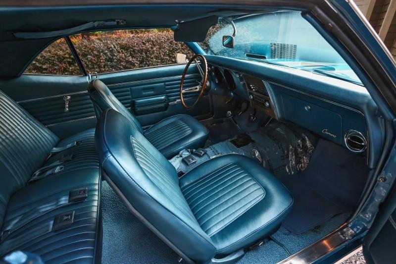 1968 Chevrolet Camaro Z28 10