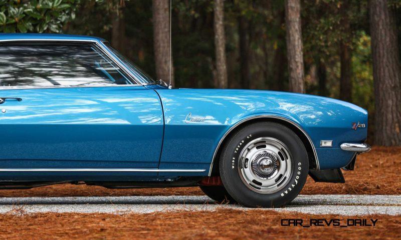 1968 Chevrolet Camaro Z28 11