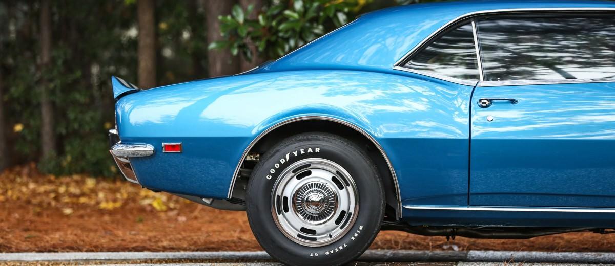 1968 Chevrolet Camaro Z28 12