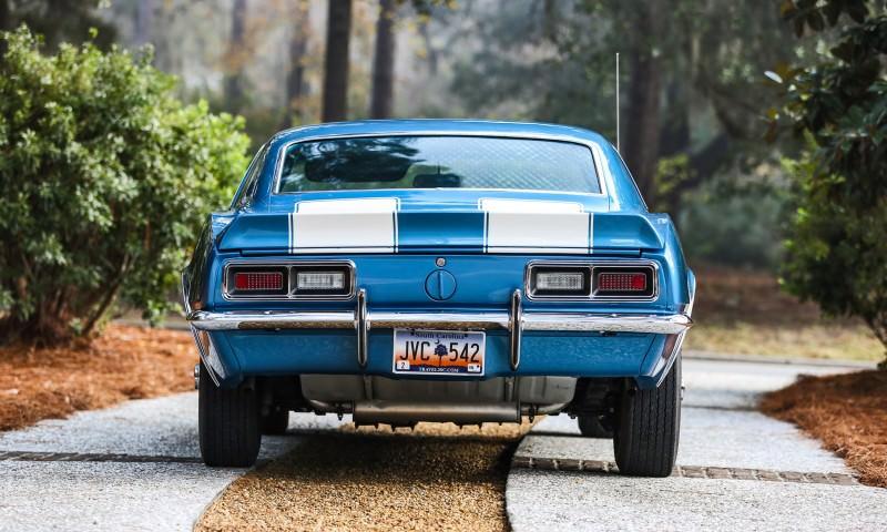 1968 Chevrolet Camaro Z28 13