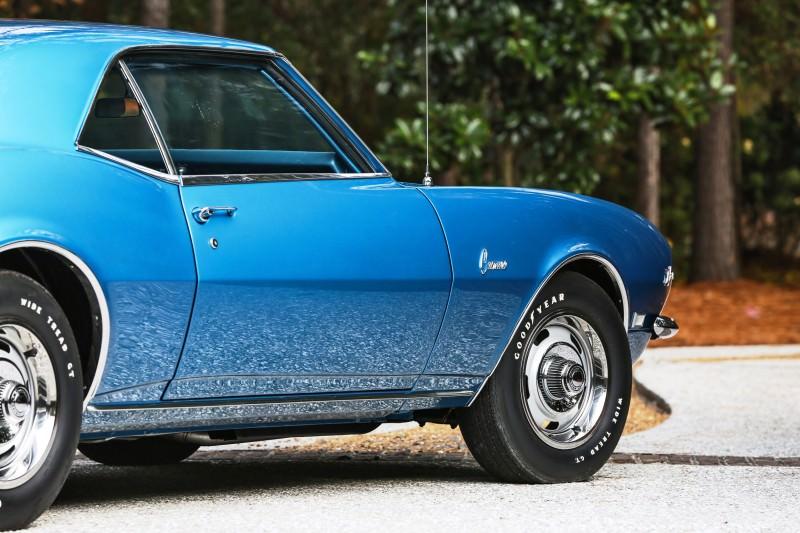 1968 Chevrolet Camaro Z28 14