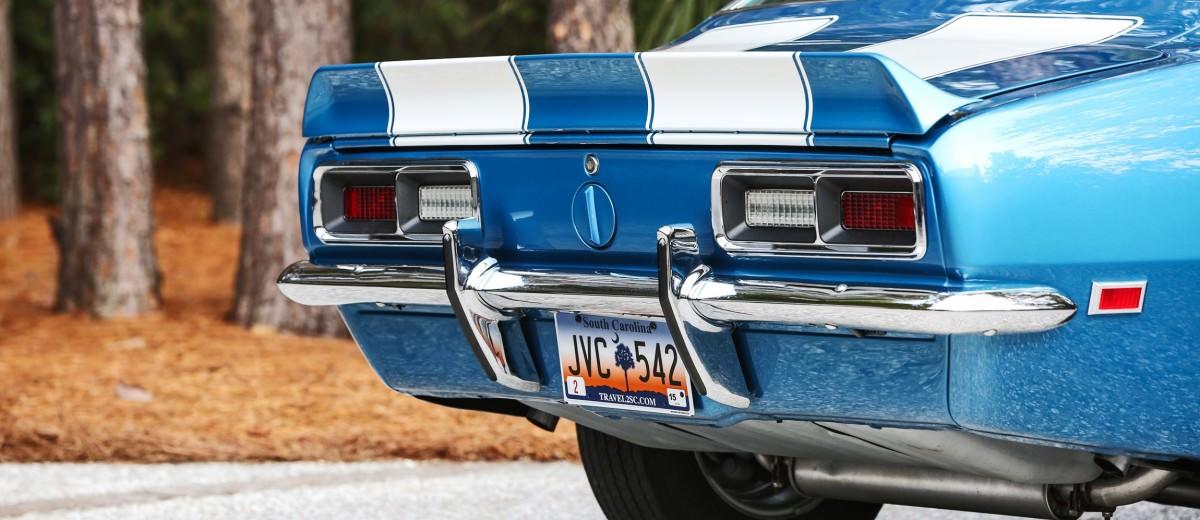 1968 Chevrolet Camaro Z28 15