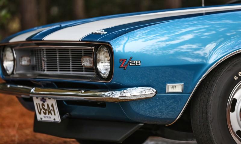 1968 Chevrolet Camaro Z28 17