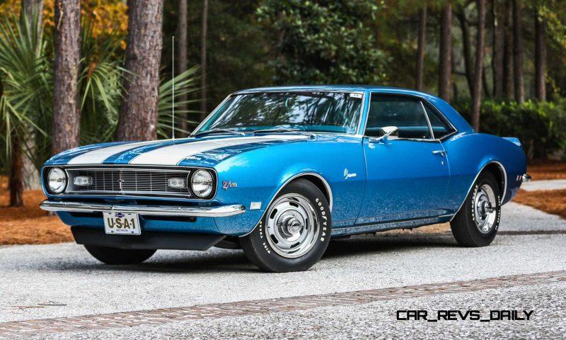 1968 Camaro Z28 >> 1968 Chevrolet Camaro Z28