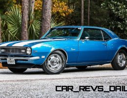 Mecum Kissimmee Preview – 1968 Chevrolet Camaro Z28