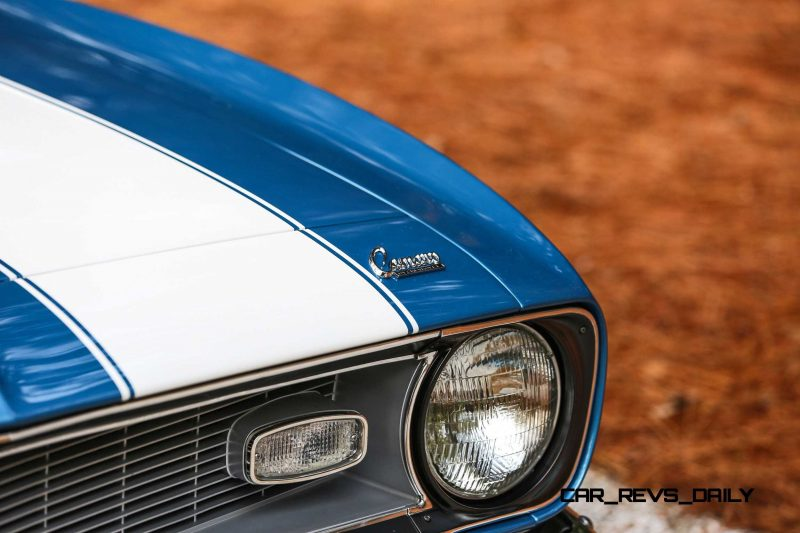 1968 Chevrolet Camaro Z28 2