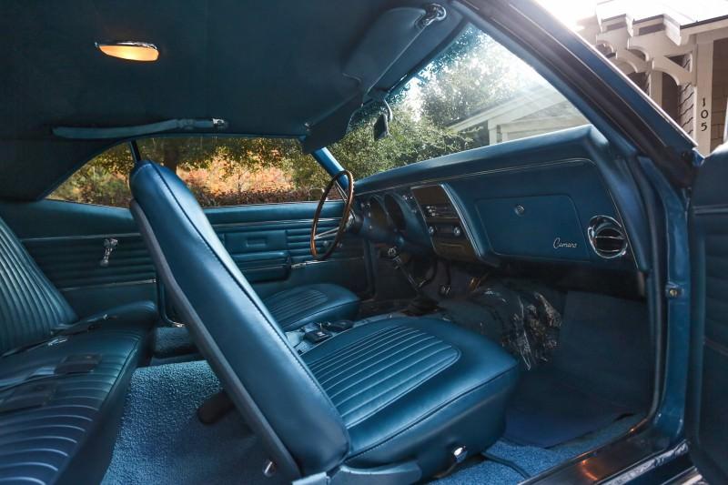 1968 Chevrolet Camaro Z28 22