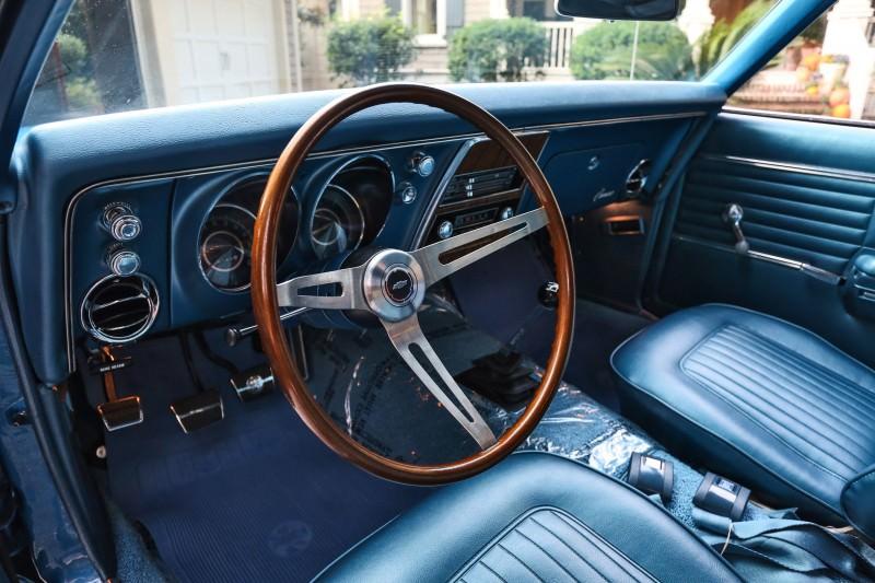 1968 Chevrolet Camaro Z28 23