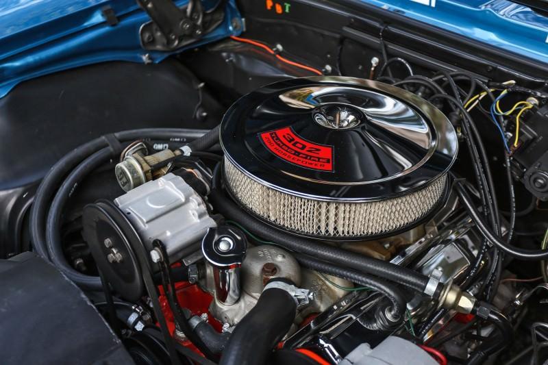 1968 Chevrolet Camaro Z28 24