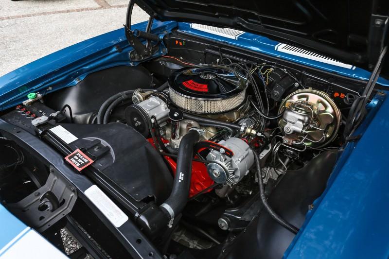 1968 Chevrolet Camaro Z28 25