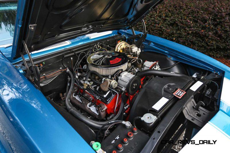 1968 Chevrolet Camaro Z28 26