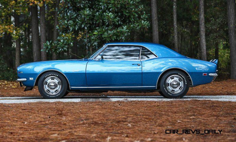 1968 Chevrolet Camaro Z28 27