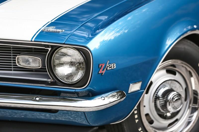 1968 Chevrolet Camaro Z28 3