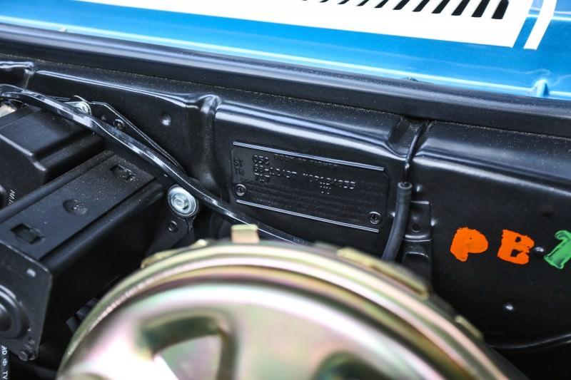 1968 Chevrolet Camaro Z28 5