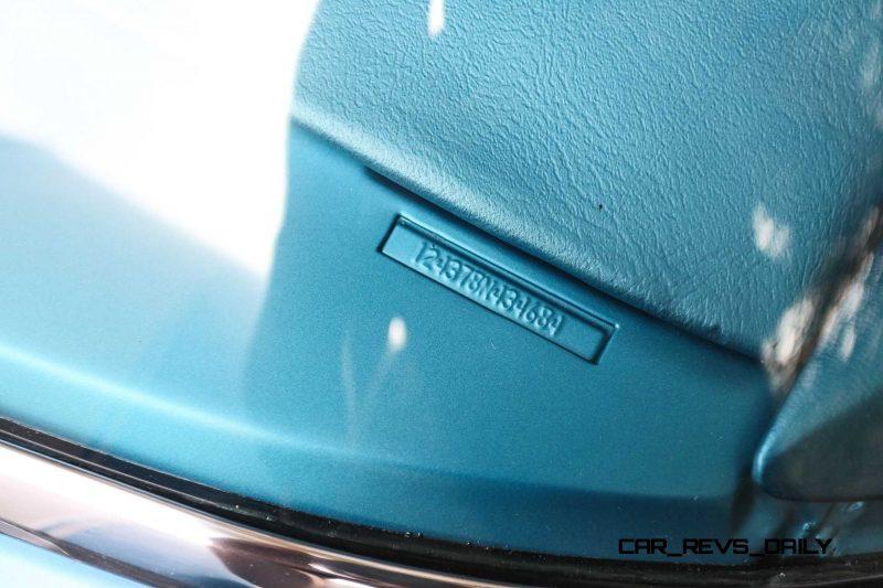 1968 Chevrolet Camaro Z28 6