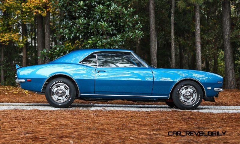 1968 Chevrolet Camaro Z28 7